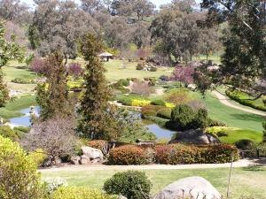 Cowra breakout - The Japanese Garden in 2004