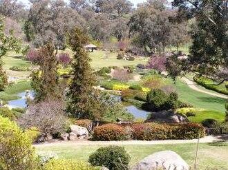 Cowra breakout - The Japanese Garden in 2004