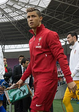 Cristiano Ronaldo - Croatia vs. Portugal, 10th June 2013