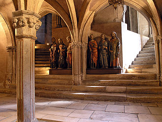 Basilica of Saint-Sernin, Toulouse - The crypt.