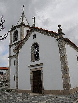 Arentim e Cunha - Cunha Church