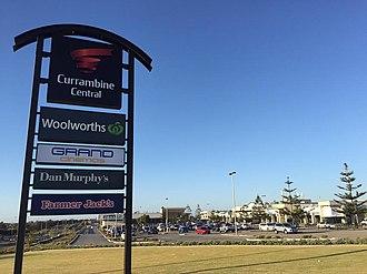 Currambine, Western Australia - Currambine Central.