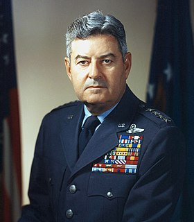 Curtis LeMay US Air Force general