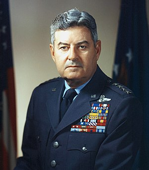 Curtis LeMay - Image: Curtis Le May (USAF)