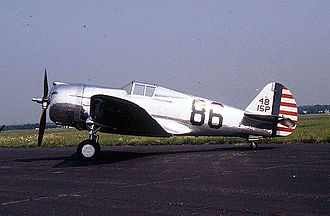 15th Wing - P-36A of the 15th Pursuit Group