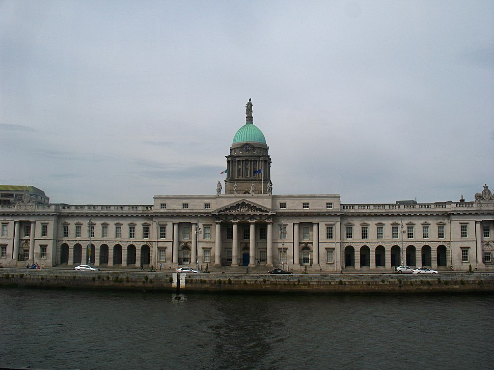 Custom House Dublin