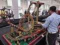 Custom Lego Roller Coaster (31568786628).jpg