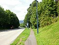 Cwmbran Drive parallel footpath - geograph.org.uk - 1444590.jpg