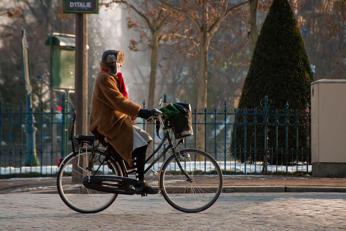 Fabriquer Un Abri Pour Velo bicyclette — wikipédia
