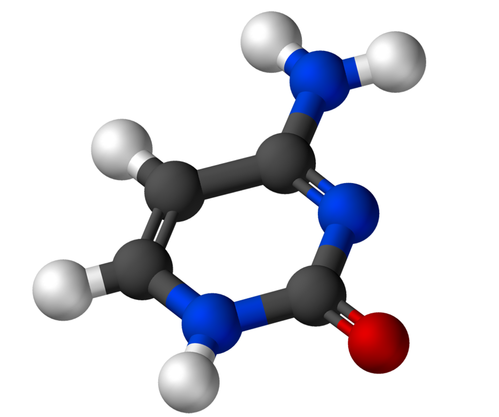 Cytosine-3D-balls