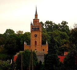 Czechów, kościół MB Królowej Polski (02).jpg