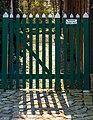 Dülmen, Kirchspiel, Eingang zu einem Wohnhaus -- 2015 -- 5392.jpg