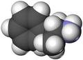 D-amphetamine-3D-vdW.png