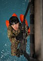 DAGRE members take a stab at SERE training 150226-F-VG050-827.jpg