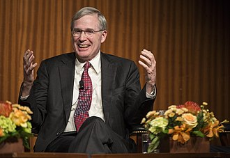 Stephen Hadley - Hadley at the LBJ Presidential Library in 2016