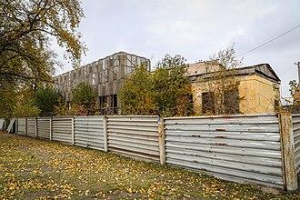 Dacha Durnovo - Dacha Durnovo post-Soviet condition, 12 October 2014