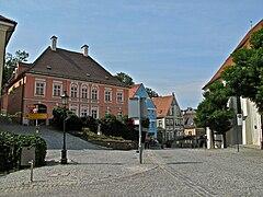 Dachau Altstadt Konrad Adenauer Straße