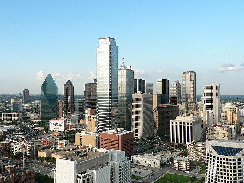 File:Dallas Downtown.jpg