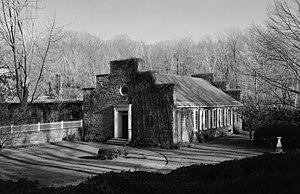 History of papermaking in Massachusetts - Crane and Company Old Stone Mill Rag Room (c. 1844), Dalton, Massachusetts