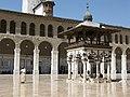 Damascus, Syria, The Umayyad Mosque, Islamic Architecture.jpg