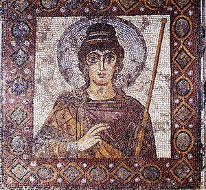 Praetorian prefecture of Africa - Image: Dame Carthage(MNC)