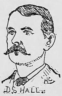 Darwin Hall American politician
