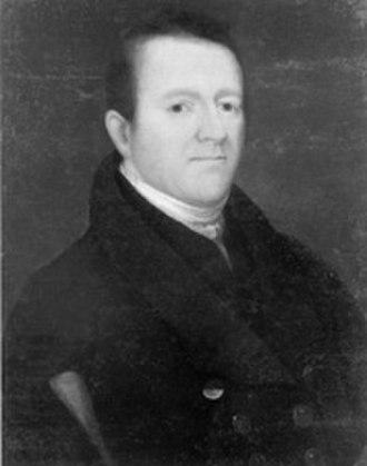 David Barton (politician) - Image: David Barton