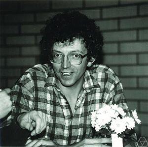 David Avis - David Avis in 1987