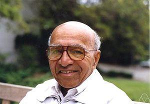 David Blackwell - Blackwell in 1999