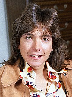 David Cassidy American actor and musician