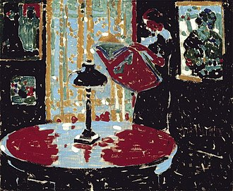 McMichael Canadian Art Collection - Image: David Milne Black