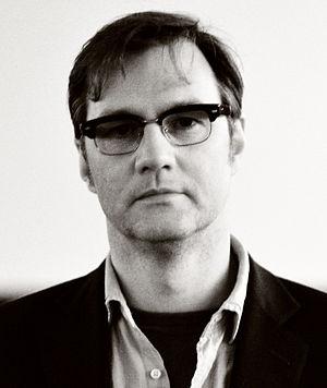 Schauspieler David Morrissey