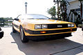 DeLorean DMC-12 1981 Yellow RFront CECF 9April2011 (14414274330).jpg