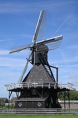 De Vlijt molen Koudum 03.JPG
