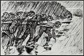 De eeuw van de motor. Joden voor een zware wagen in Buchenwald. Tekening van H, Bestanddeelnr 120-0662.jpg