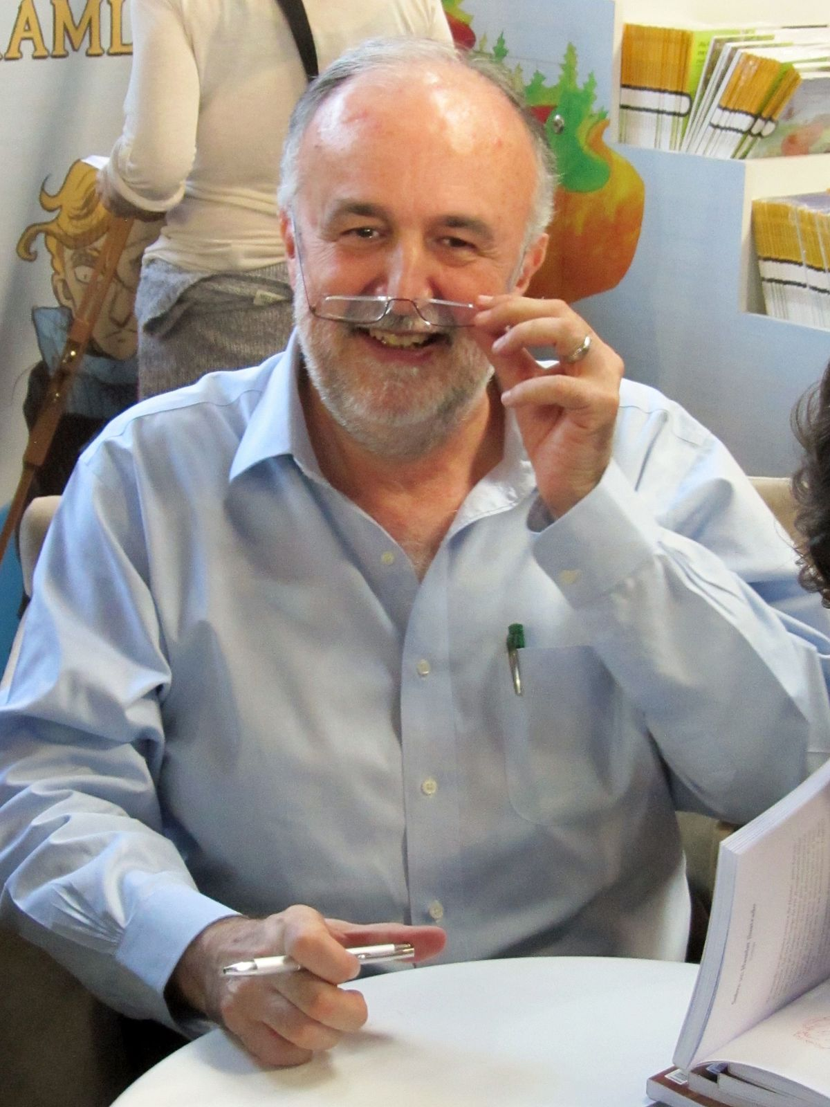 Marco Antonio de la Parra - Wikipedia, la enciclopedia libre
