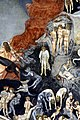 Death of Judas - Detail of Last Judgement - Capella dei Scrovegni - Padua 2016.jpg