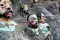 Decapitated heads, Haw Par Villa (14794008805).jpg