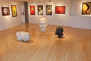 "Wende Museum -  ""Deconstructing Perestroika"" exhibition (2012)."
