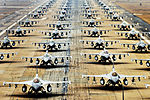 Defense.gov News Photo 120302-F-RB551-139 - F-16 Fighting Falcons demonstrate an Elephant Walk as they taxi down a runway during an exercise at Kunsan Air Base South Korea on March 2 2012.jpg