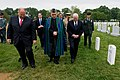 Defense Leaders, Karzai Honor Fallen Troops at Arlington 100513-N-0696M-103.jpg