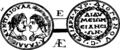 Del tesoro britannico Fleuron T131381-46.png