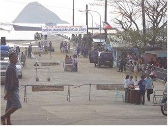 Pasacao, Camarines Sur - Pier of Pasacao