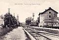 Demoment - SABLONNIERES - Vue de la Gare, direction de Lyon.jpg
