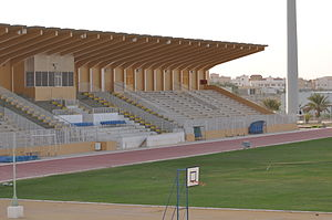Al-Arabi (Saudi Arabia) - Department of Education Stadium in Unaizah.