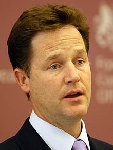 Liberal Democrats leader Nick Clegg: Conservatives stole our tax ...