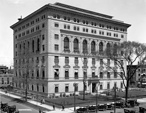 English: Detroit Athletic Club, Detroit, Mich..