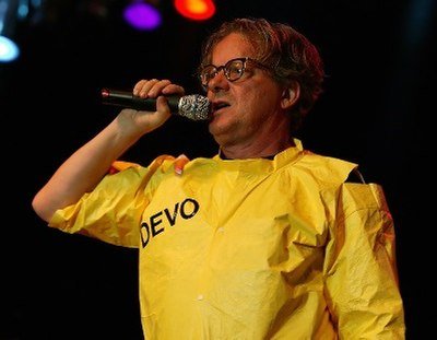 Picture of a band or musician: Mark Mothersbaugh
