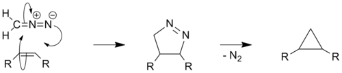 Diazo cyclopropanation via pyrazoline.png