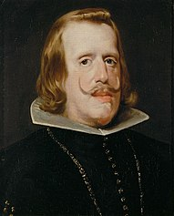 Portait of King Philip IV of Spain